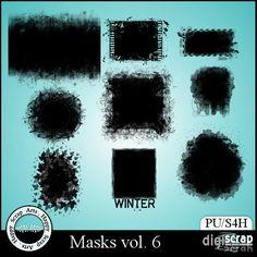 https://winkel.digiscrap.nl/Masks-vol.6/