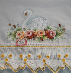 Crochet, Stuff To Buy, Painting, Amber, Suit, Instagram, Fashion, Crochet Designs, Embroidered Towels