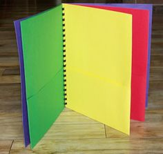 Spolder - Writer's Folder-- This is cool! I could have students use something similar to create a portfolio of all their writing projects. Each pocket would be for a step in the writing process.