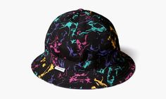La MJC and Korean contemporary brand LIFUL joined forces to create together a very special edition of their signature reversible bucket hat.