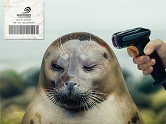 #OceanInitiatives 2015   Nettoyage de la plage des dunes - 22/03/2015 - au bout du chemin de la plage, devant la bannière Initiatives Océanes - Organisée par Bruno Mottais