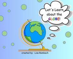 The Globe Social Studies SmartBoard Lesson Primary Grades (.notebook file) $