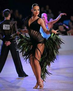 Latin Ballroom Dancing