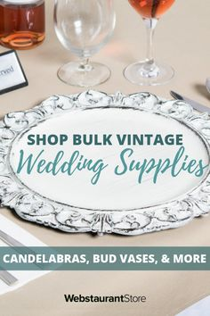 Find Everything You Need For Your Vintage Wedding Wedding Shop, Fall Wedding, Diy Wedding, Rustic Wedding, Dream Wedding, Wedding Ideas, Wedding Reception Decorations, Wedding Centerpieces, Wedding Venues