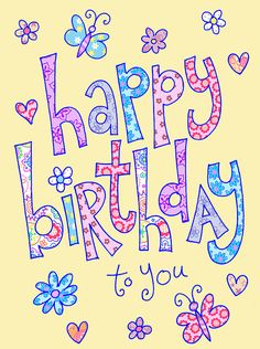 Happy Birthday sms messages with quotes. Sending birthday blessings Filled with love and peace and joy Wishing sweetest things happen Right before your eyes! Happy Birthday Sms, Happy Birthday Pictures, Birthday Fun, Happy Birthday Chalkboard, Birthday Blessings, Birthday Clipart, Birthday Posts, Happy B Day, Envelopes