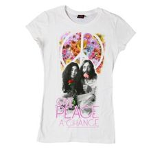 Show the world you're in favor of Peace, love, and Harmony!  #Beatles #Love #Peace #Music