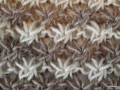 Jotenkin olen viime aikoina kärsinyt jonkinlaisista kyllästymisen oireista käsitöiden suhteen. Maailma on toki täynnä kaikenlaisia ihania ... Crochet Chart, Knit Crochet, Shag Rug, Knitting Patterns, Diy, Home Decor, Stitches, Cape, Breien