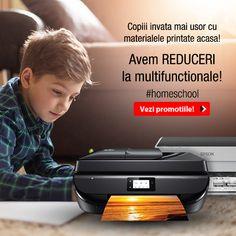 #homeschool pentru copilul tau! Cumpara o multifunctionala si printeaza materiale ca el sa poata invata mai usor de acasa! Am pregatit REDUCERI! Mai, Appliances, Gadgets, Accessories, Home Appliances