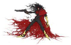FFVII - My Lethal Valentine by zankara.deviantart.com on @deviantART