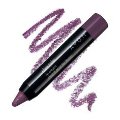 True Color Technology. Reveal the perfect pout with a full sweep of shimmery high-shine color. Infused with Vitamin E and Shea Butter for rich, creamy lip color and liner in one. Designed for every skin tone. Shimmery high-shine finish. Retractable, self-sharpening tip, twist up for lip color. .098 oz. net wt. regular price 8.00 #lipcrayon #avonmakeup http:///www.youravon.com/rjones7120