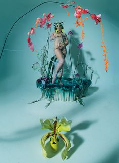 Björk Returns to Iceland, for a Dreamy Photoshoot with Tim Walker | W Magazine
