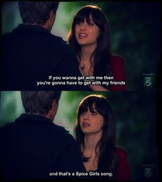 New Girl! Jess knows what's up