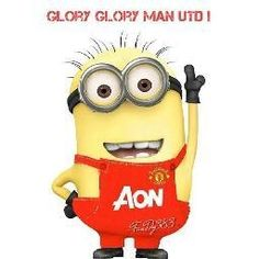 Man United Minion ha