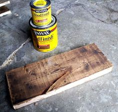 Rustic Yet Refined Wood Finish | Ana White DIY Projects