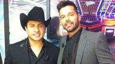 Julión Álvarez planea grabar nueva canción con Ricky Martin