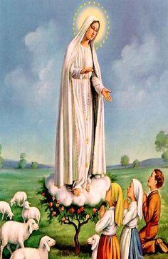 13 de Maio- Dia de Nossa Senhora de Fátima
