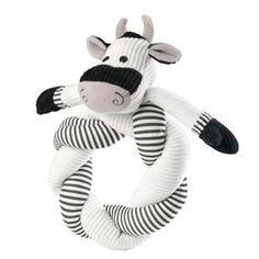 Cow Twisty Dog Toy