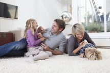 What Are the Best Carpets for Family Rooms?: Durability