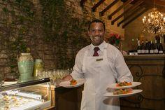 Service with a smile Christopher Maningi  #ThePalazzo #Montecasino #Tsogosun #DeWetshof #Robertson #Chardonnay #SouthAfrica