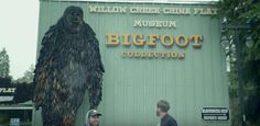 unsolved - bigfoot the convincing evidence