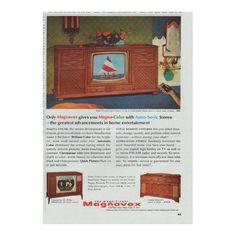 1965 Magnavox TV Ad Magna-Color