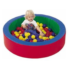 Childrens Factory Mini-Nest Ball Pool: Activities & Toys : Walmart.com