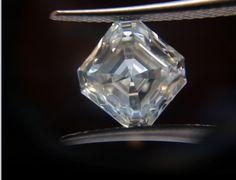 4 Carat Square Emerald Cut #Diamonds