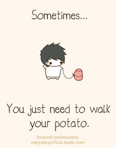 cute potato meme - Google Search