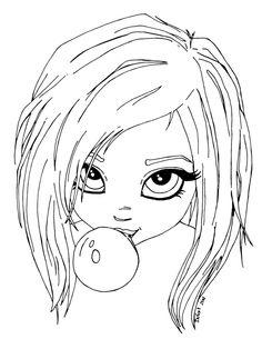 Bubblegum by JadeDragonne on @DeviantArt