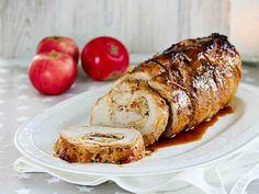 Omena-pekonipossurulla - Reseptit