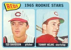 1965 Topps Ted Davidson #243