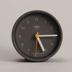 Braun Alarm Clock - Grey