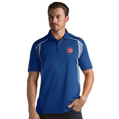 Chicago Cubs Attempt Polo by Antigua