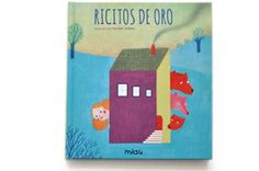 """""""Ricitos de Oro"""" Illustration by Paloma Corral. Published by Jaguar Edition"""