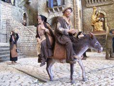 12 Days To Christmas 4of12 - Basilicata, Italy, Christmas Nativity, Presepe