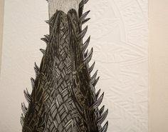 ARTIST A/P - KERERU (HEAD DOWN) | Artist A/P - Kereru (head down) | Flox.co.nz Kite, Collaboration, Creative, Artist, Artwork, Maori, Work Of Art, Auguste Rodin Artwork, Dragons
