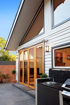 californian bungalow extension. sync design melbourne.