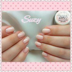 Suzy bio sculpture nail art  #biosculpture @biosculpture Glam Nails, Nude Nails, Beauty Nails, Colorful Nail Designs, Nail Art Designs, Wedding Nails, Wedding Makeup, Bio Sculpture Gel Nails, Gel Nail Colors