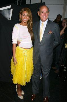 Beyonce Knowles and Oscar de la Renta, 2005 - The Cut