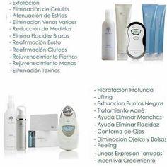 Rejuvenecimiento Nu Skin, Body Spa, Healthy Skin, Healthy Women, Beauty Care, Body Care, Serum, Mascara, Natural Beauty