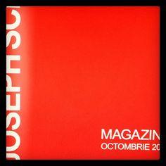 Joseph Schmidt Magazine #JosephSchmidtMagazine