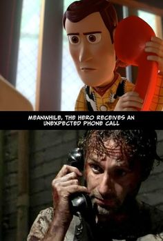 Undeniable Proof That The Walking Dead And Toy Story Have The Exact Same Plot