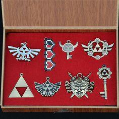 10 pieces of Zelda Set – Trendy Gear
