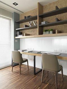 Contemporary bedroom decoration design