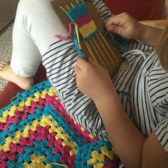 Samen handwerken : ) Blanket, Crochet, Seeds, Craft Work, Ganchillo, Blankets, Cover, Crocheting, Comforters