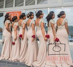 #tulletales #weddings #bridesmaiddresses photo by #georgeokoro