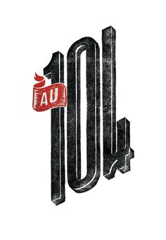 Au 104 by Thibault Daumain, via Behancehttp://www.behance.net/postish