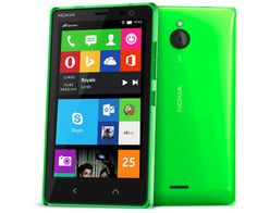 Nokia X2. the very last nokia phone to run a fork version of Android's mobile operating system.