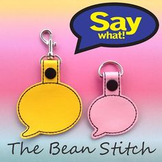 SayWhat - TWO Sizes INCLUDED!