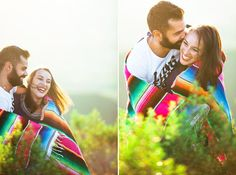 E-session Raquel + Guilherme - Berries and Love